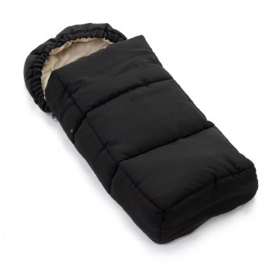 Bumbleride Cold Weather Footmuff – Matte Black