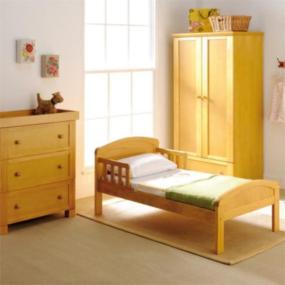 East Coast Country Toddler Bed Antique