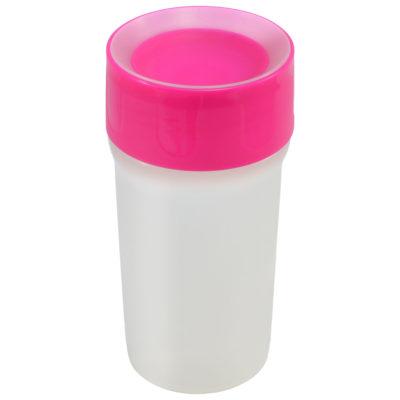 Pink Glitter Litecup