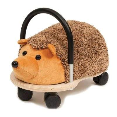Wheelybug plush - Hedgehog