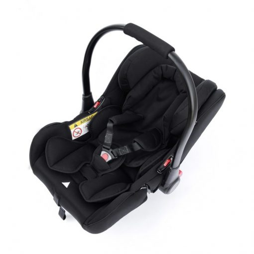 ickle bubba stomp V3 all in one travel system 0+ car seat galaxy