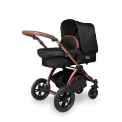 ickle bubba stomp V4 special edition midnight bronze pram