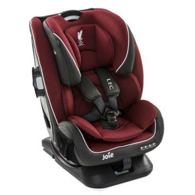 Joie Every Stage FX ISOFIX 0+/1/2/3 Car Seat - LFC Red Liverbird plus Accessories