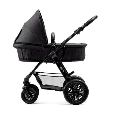Kinderkraft Moov Black Travel System