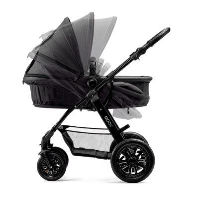 Kinderkraft Moov Black Travel System