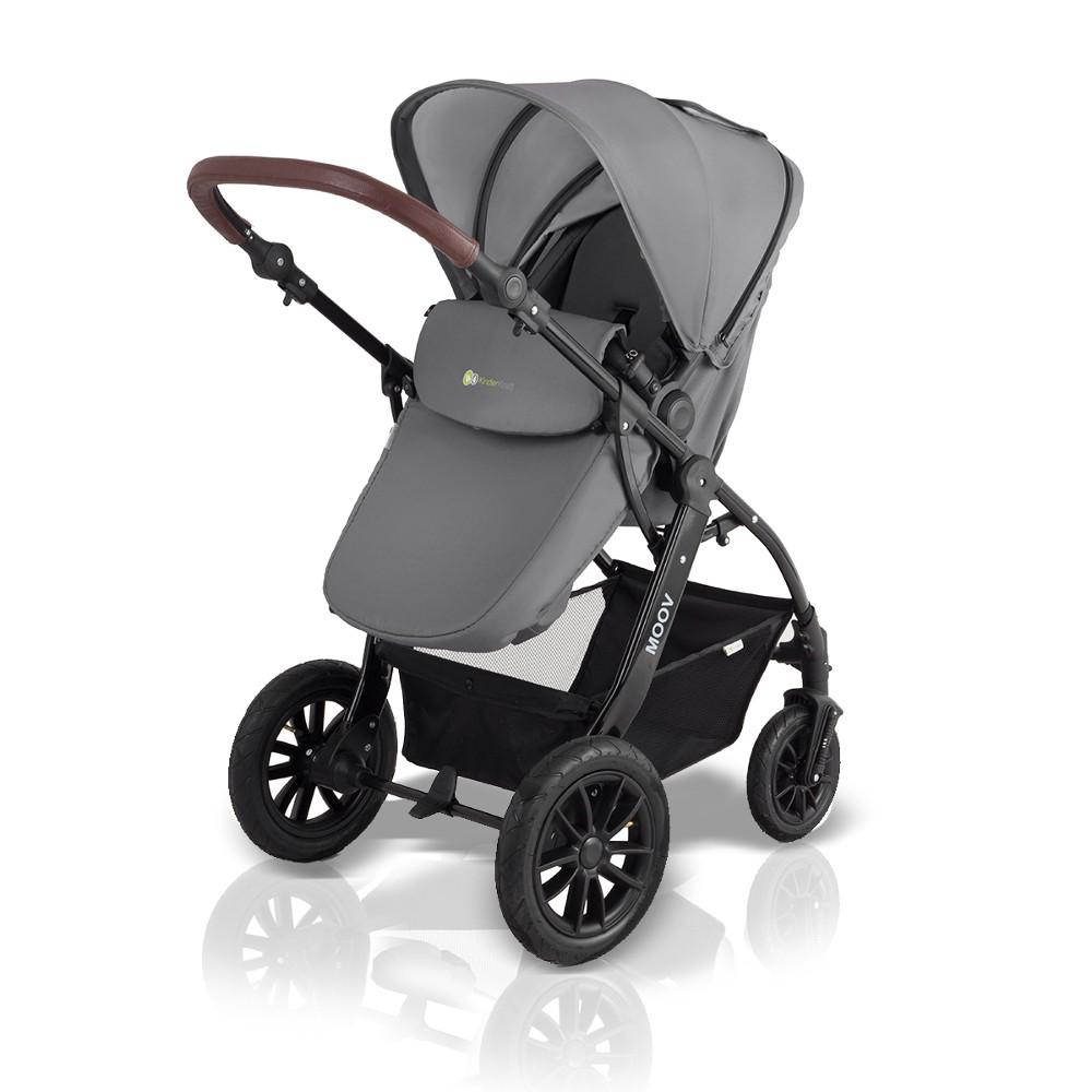 Kinderkraft Moov Travel System Grey