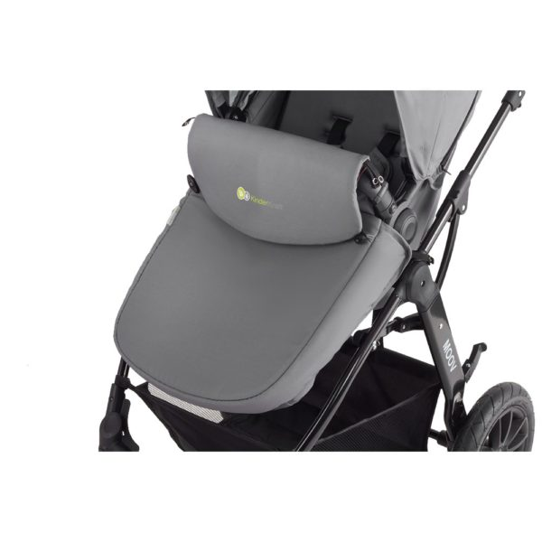 kinderkraft moov buggy close up grey