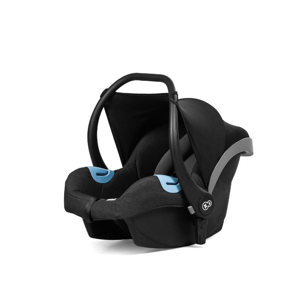 Kinderkraft Moov 3 In 1 Travel System Grey Baby And