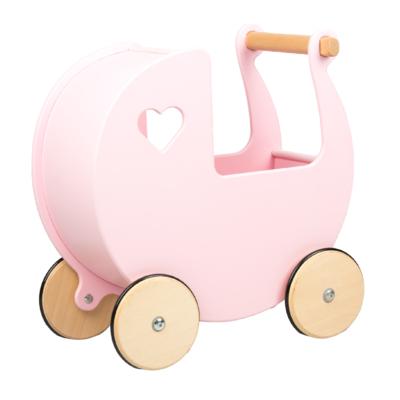moover doll pram pink