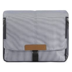 mutsy 12 urban nomad nursery changing bag white and blue