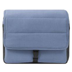 mutsy i2 heritage bright blue nursery changing bag