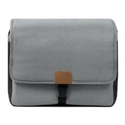 mutsy nio adventure nursery changing bag storm grey