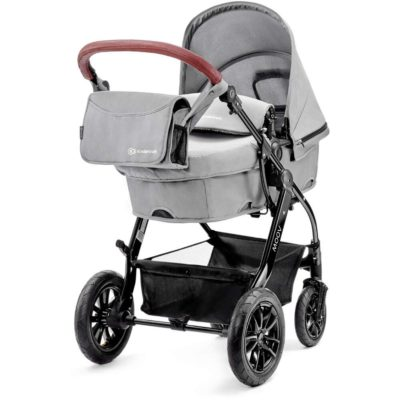 Kinderkraft Grey Moov 3 in 1 Travel System