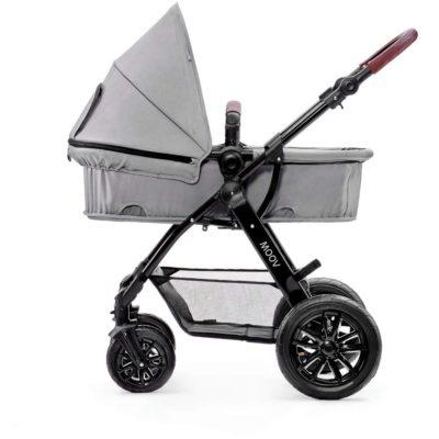 Kinderkraft Grey Moov 3 in 1 Travel System