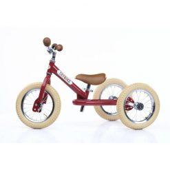 Trybike Vintage Steel 2 in 1 - Red