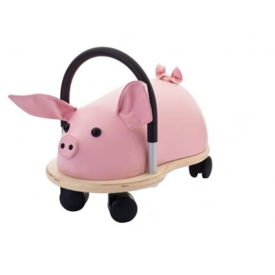 Wheelybug Ride-on - Pig (small)