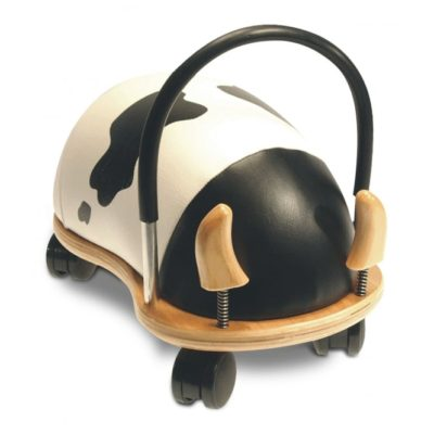 Wheelybug Ride-on - Cow (small)