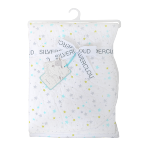 Silvercloud Counting Sheep Coverlet