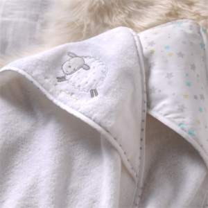 Silver Cloud Counting Sheep Cuddle Robes