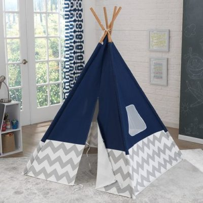 KidKraft Play Teepee Navy