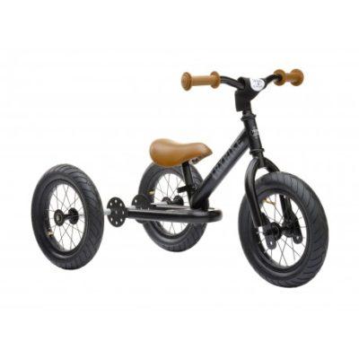 Trybike 2 in 1 - Matte Black