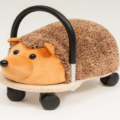 wheely bug plus hedgehog