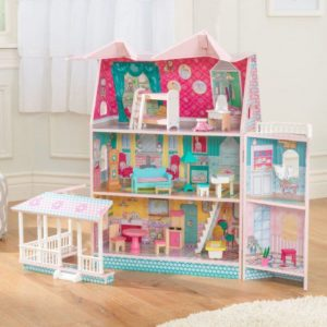 Abbey Manor dollhouse