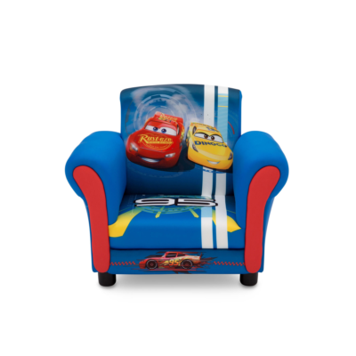 DISNEY CARS 3 UPHOLSTERED CHAIR