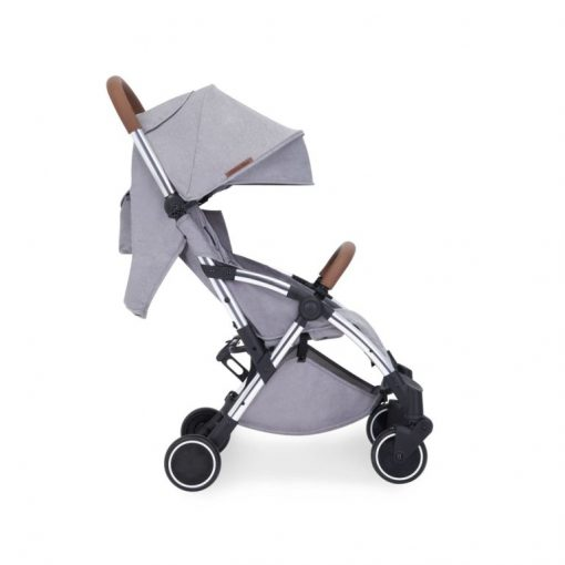 ickle bubba globe max buggy silver on grey side on