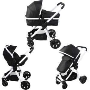 Red Kite Push Me Fusion Travel System - Galaxy