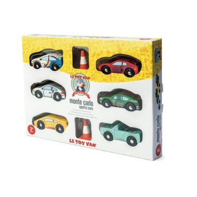 Le Toy Van Montecarlo Sports Cars