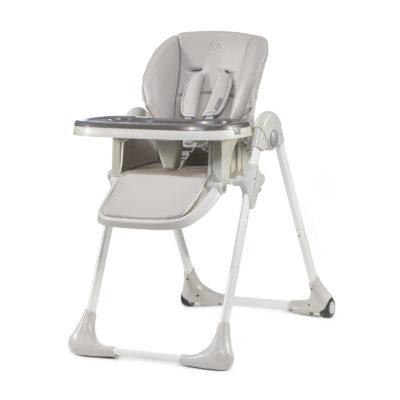 Kinderkraft Grey Yummy Highchair
