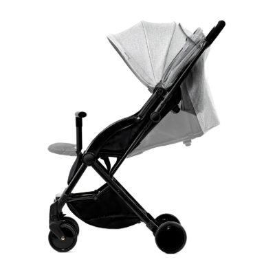 Kinderkraft Grey Pilot Stroller