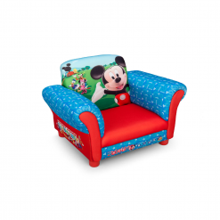 DISNEY MICKEY UPHOLSTERED CHAIR