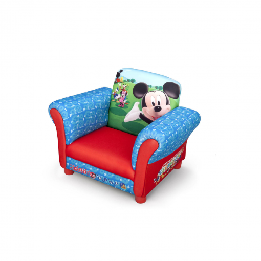 DISNEY MICKEY UPHOLSTERED CHAIR1