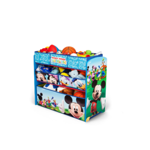 Delta Children Disney Mickey Mouse Multi Bin Toy Organizer Baby
