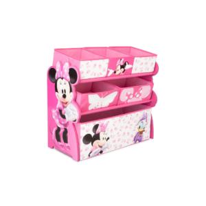 Delta Children Disney Minnie Mouse Toy Organizer