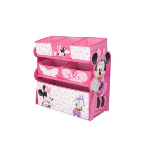 Delta Children Disney Minnie Mouse Toy Organizer1