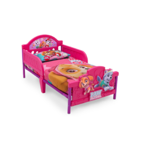 Delta Children Disney Paw Patrol Pink Toddler Bed