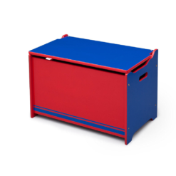 Delta Children Red and Blue Toy Box1