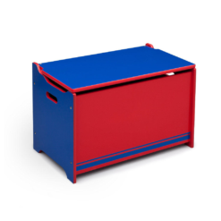Delta Children Red and Blue Toy Box2
