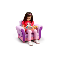 MINNIE MOUSE UPHOLSTERED CHAIR2