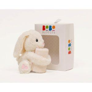 bobo buddies betsy the bunny comforter