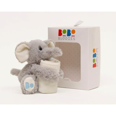 bobo budies edgar the elephant comforter