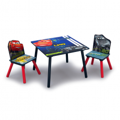 cars disney table and chairs