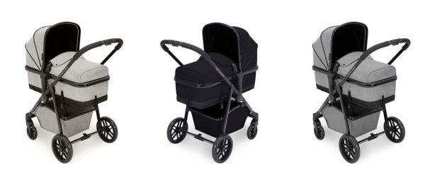 ickle bubba moon 3 in 1 travel system moon black