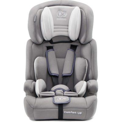 Kinderkraft Grey Comfort Up Car Seat