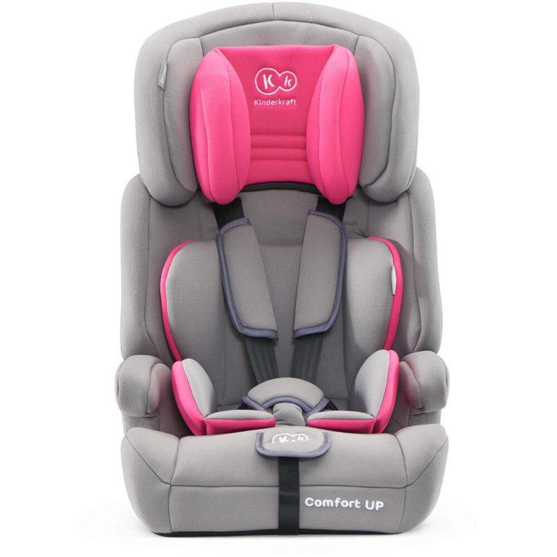 Kinderkraft Pink Comfort Up Car Seat