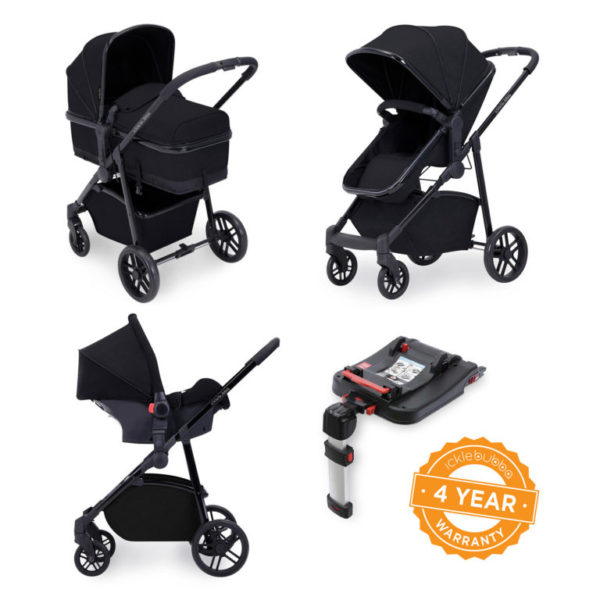 ickle bubba moon travel system 3 in 1 is