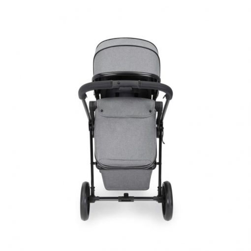 ickle bubba moon travel system stroller with footmuff space grey